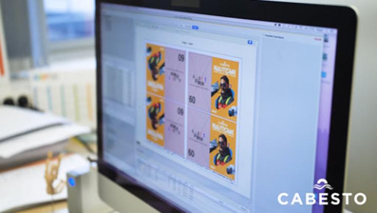 Les coulisses du catalogue nautisme 2020 de Cabesto (VIDÉO)