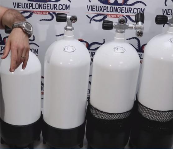 Avis sur le bloc 13.5 litres Vieux Plongeur (VIDÉO)