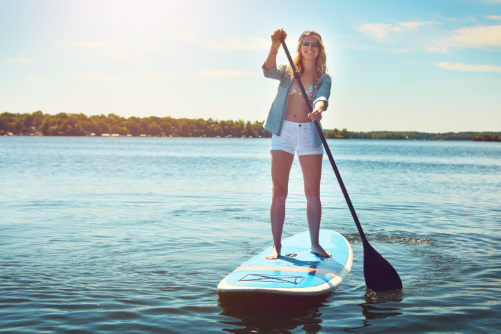 Comment bien choisir son Stand Up Paddle (SUP) ?