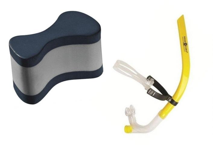 Les accessoires pour s'entraîner et progresser en natation