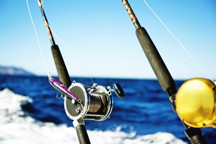 Quel matériel pour la pêche à la traîne hauturière ?