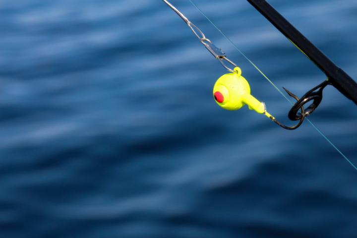 La pêche au jig