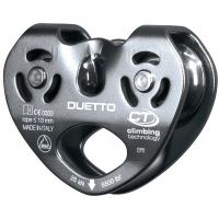 Poulie Tyrolienne Duetto Climbing Technology