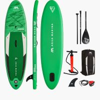 PACK PADDLE AQUA MARINA - BREEZE 9'10 - 2021