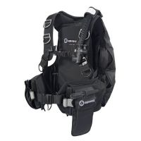 Gilet stab Black Ice Apeks Aqualung