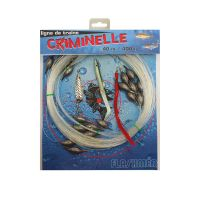 Ligne de Traine Criminelle Flashmer - 400G