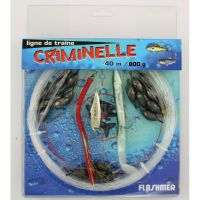Ligne de Traine Criminelle Flashmer - 800G