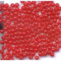Perle Surf Rouge 4 mm - Par 50