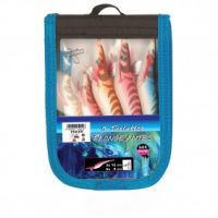 Trousse Sea Squid de 5X Turluttes Plongeantes