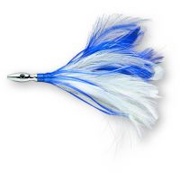 Leurre De Traîne Williamson Flash Feather Rigged 10,2cm
