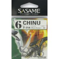 Hameçon Sasame Chinu Black Nickel Hook