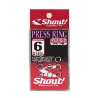 Anneau Shout Press Ring