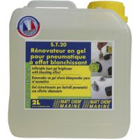 Renovateur pneumatique en gel