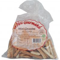 MINI GRESSINS SESAME SACHET 200 GR