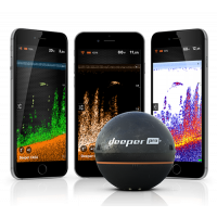Sondeur sans fil DEEPER PRO PLUS version WIFI