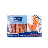GAMBAS CRUES SAUVAGE 10/15 800G
