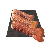 2 A 3 QUEUES DE LANGOUSTE ROSE 330G