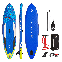 PACK PADDLE AQUAMARINA - BEAST 10'6 - 2021