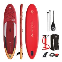PACK SUP PADDLE AQUA MARINA ATLAS 12' - 2021