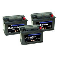 Batteries Dolphin