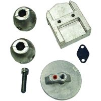 Kits complets anodes pour MERCRUISER