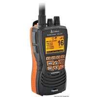 Radio VHF portable - Cobra MR HH600 - Bluetooth - GPS