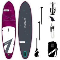 Pack Paddle Abstract - Coral Saphir 10'6 - 2021