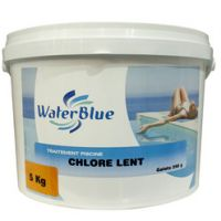 Chlore lent waterblue galets 250g - 50kg