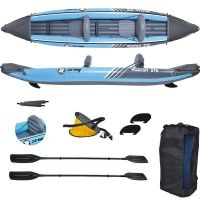 PACK KAYAK GONFLABLE ZRAY - ROATAN 376 - 2021 - 2 Personnes