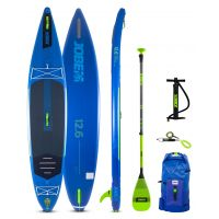 Pack paddle Jobe Aero Neva SUP Board 12.6 - 2021