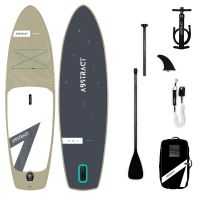 PACK PADDLE ABSTRACT SUP JAWS 10' SABLE - 2021