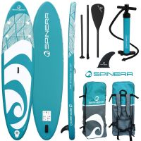 PACK PADDLE SUP SPINERA LET'S PADDLE 12'0 - 2021