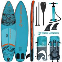 PACK PADDLE SUP SPINERA ULTRA LIGHT 9'10 - 2021