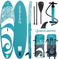 PACK PADDLE SUP SPINERA LET'S PADDLE 11'2 - 2021