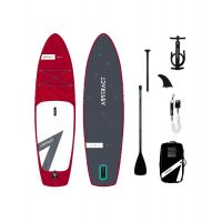 PACK PADDLE SUP ABSTRACT JAWS RUBY 10' - 2021