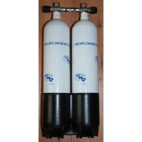 BI BOUTEILLE 2 X 8,5 LITRES 232 BARS ROTH