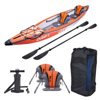 PACK Kayak GONFLABLE ZRAY - Drift - 2 personnes - 2021