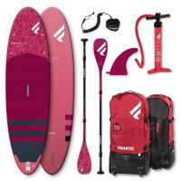 PACK PADDLE FANATIC - DIAMOND AIR GIRL 9'8 - 2021