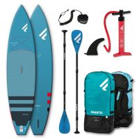 PACK PADDLE FANATIC - RAY AIR PURE 12'6 - 2021 + gonfleur electrique offert