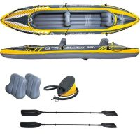 Pack kayak gonflable Z RAY - Sainte croix - 2 personnes - 2021