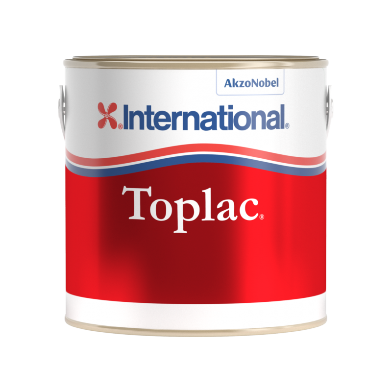 Laque marine Toplac finition