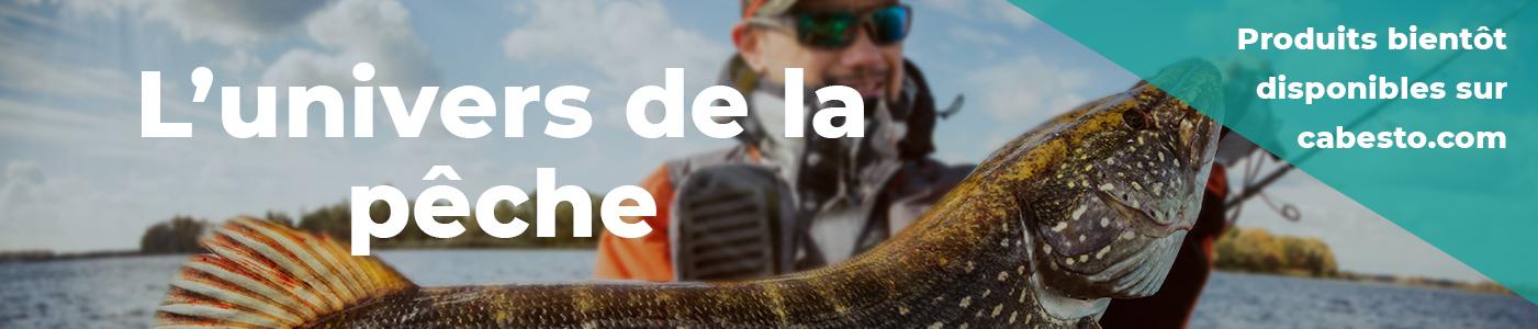 découvrir univers pêche Cabesto
